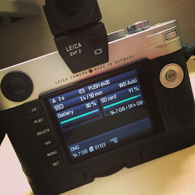The #multifunction grip on the @leica_camera #M240 is so #hot #afterRAW #follow #doubletap #f4f