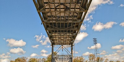 Bridge Construction Sacramento by TomKat Photography