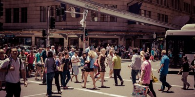 Leica M9 in the streets of Sydney CBD. Image courtesy of www.Australian-Photo.com