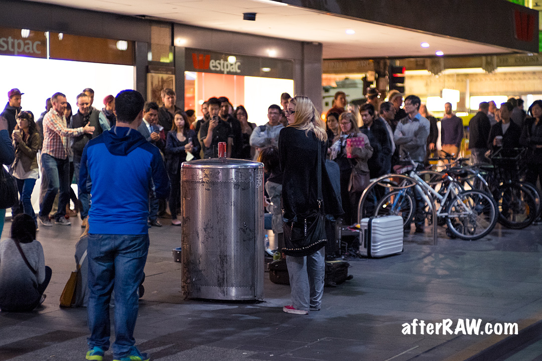afterRAW shoots the streets of Melbourne with a Fuji XT1 Graphite Silver Edition
