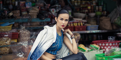Thi Thi Pham - Elite Model Look Vietnam by Thierry Nguyen Cuu with Sony a7 Mark II and Carl Zeiss 35mm f/2 Loxia